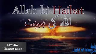 Allah Ki Haibat Maulana Tariq Jameel - Emotional Bayan - Latest Bayan