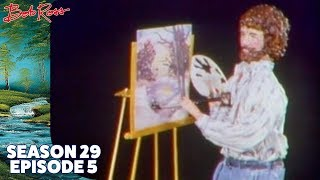 Bob Ross - Countryside Barn (Season 29 Episode 5)