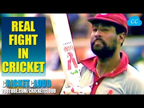 Xxx Mp4 Real Fight Between WI AUS Listen Sir Viv Richards Aggressive Words Must Watch Till The End 3gp Sex
