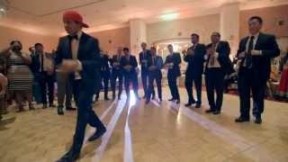 Faheem's Surprise Dance for Ahona