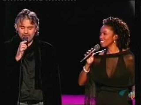 Andrea Bocelli & Heather Headley The Prayer