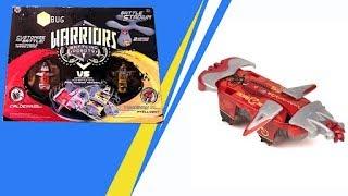 Warriors Battling Robots   Unboxing Toys   Cartoons Central
