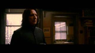 Snape & The Unbreakable Vow Scene - Harry Potter & the Half Blood Prince