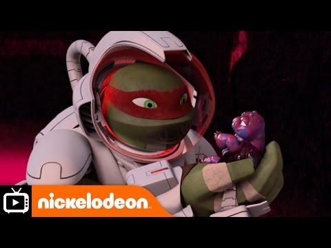 Teenage Mutant Ninja Turtles | Baby Turtle | Nickelodeon UK