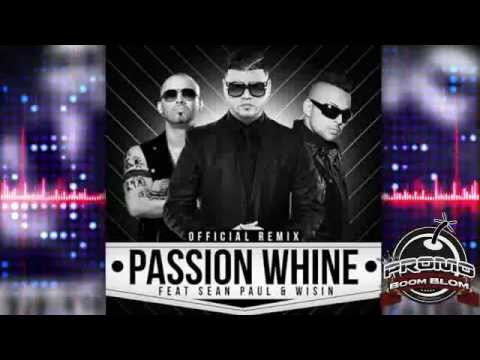 LETRA MP3 PASSION WHINE Official Remix Farruko Ft. Sean Paul Y Wisin