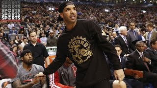 Raptors Fans Are Not Happy With Drake