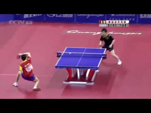 Ma Long vs Kenta Matsudaira Asian Games Guangzhou 2010