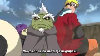 Naruto vs Pain- Linkin Park