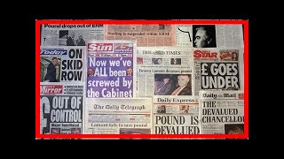 News 24/7 - The economic story of brexit began decades ago when a European referendum