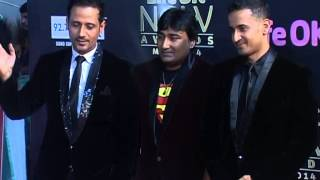 HOT Bollywood celebs at the Red Carpet Of Life OK Now Awards 2014 5/4