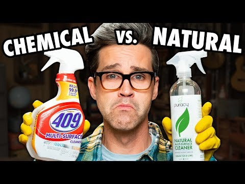 Xxx Mp4 Name Brand Vs Natural Cleaning Product Test 3gp Sex