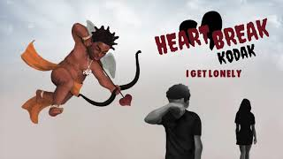 Kodak Black - I Get Lonely [Official Audio]