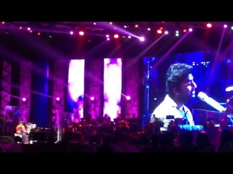 Arijit Singh _ Bangla Song mashup LIVE :D :p
