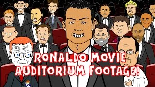 RONALDO MOVIE - AUDITORIUM FOOTAGE! (Film Premiere Trailer Documentary Parody)