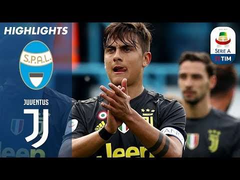 Xxx Mp4 Spal 2 1 Juventus Spal Shock Juve To Put Eight Successive Serie A Title On Hold Serie A 3gp Sex