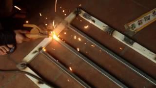 cách hàn sắt , hướng dẫn sử dụng máy hàn sắt cách hàn điện với sắt hộp