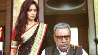Attarintiki Daredi Scenes || Sunanda Came Back To Her Father
