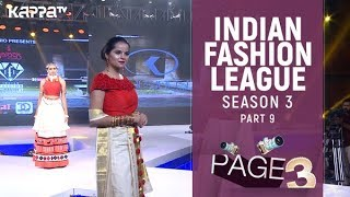 Indian Fashion League Season 3(Part 9)    Krishna Boutique   Page 3   Kappa TV