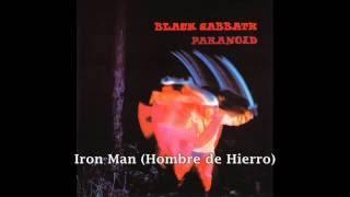 Iron Man   Black Sabbath Sub Español