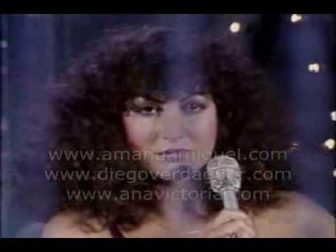 Amanda Miguel Así no te amará jamás