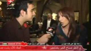 Star System Party - Interview with Jumana