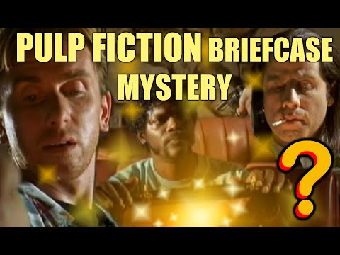 Xxx Mp4 PULP FICTION Briefcase Mystery Revealed 3gp Sex