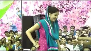 सपना की गन्दी हरकत का लाइव विडियो     Sapna Choudhary Dance 2016      Hot Dance 2016