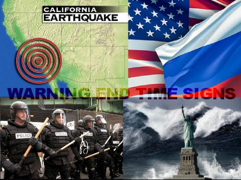 WARNING From GOD: Destruction of USA, Signs of RAPTURE (Kevin Mirasi)