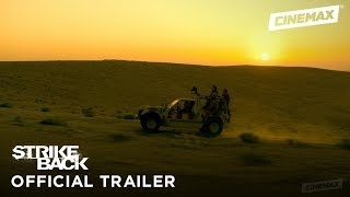 Strike Back (2018) | Official Trailer | Cinemax