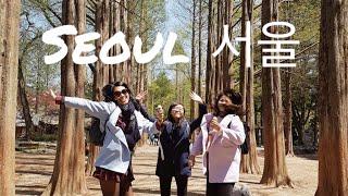#TOTW Seoul, Korea (15-24 April 2016)