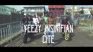Cite - Yeezy Insinifian (Prod. By Alvin Brown Beats )