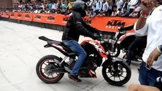 Sharda University | KTM_INDIA | Duke | KTM_DUKE | ktm bike | stunts lover