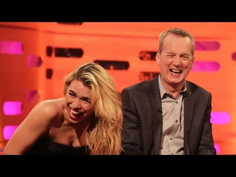 Frank chats about his girlfriend going into labour - The Graham Norton Show - Episode 10 - BBC One