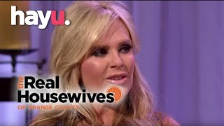 Tamra's Sexy Bubblebath Scene | The Real Housewives of Orange County | Season 6