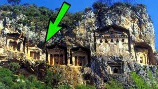 10 UNREAL ANCIENT LOCATIONS