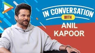 Anil Kapoor talks about SRK & Salman Khan performing at Sonam Kapoor's wedding | Race 3