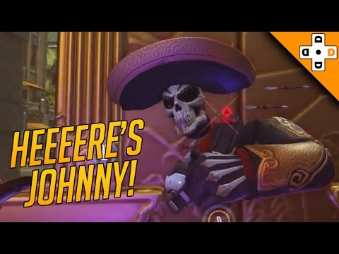 Overwatch Funny & Epic Moments 63 - HEEEERE'S JOHNNY! - Highlights Montage