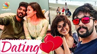This is for ppl who asked a selfie. : Nayanthara - Vignesh Shivan and Oviya - Aarav | Hot News