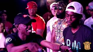 DOT VS MO MULA SMACK/ URL RAP BATTLE