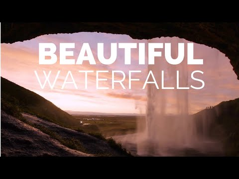 10 Most Beautiful Waterfalls in the World Travel Video