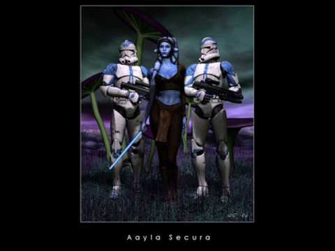 Aayla Secura The Greatest Jedi Who Ever Lived