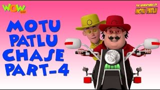 Chase - Motu Patlu Compilation - Part 4 As seen on Nickelodeon As seen on Nickelodeon