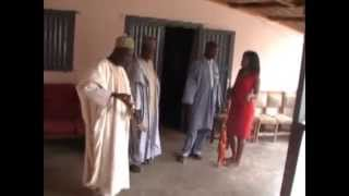 Mafa Tribe 4:3 - Meeting with the Lamido (King) of Mokolo in Cameroon Africa