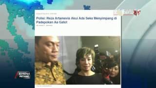 Reza Artamevia Akui Penyimpangan Seks Gatot