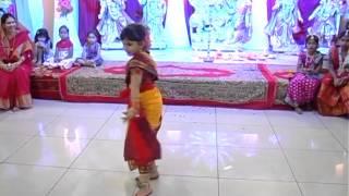 Bangalore-Rai Phaguner Mohanay -Bengali Folk Dance by Rai-2013