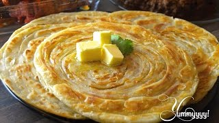 Paratha , How to make paratha , three easy ways