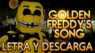 Town - Golden Freddy's Song - LETRA Y DESCARGA