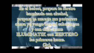 espiritus libres iluminatik y zertero (letra)