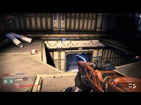 Destiny - Crucible PvP w/ AkajiCZ (Titan Multiplayer Gameplay) Day1