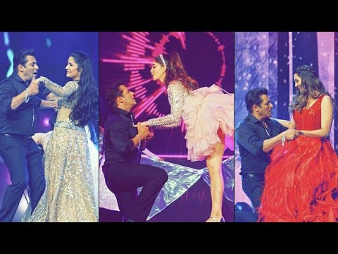 Dabangg The Tour Reloaded Atlanta Full Performance | Salman Khan | Katrina Kaif